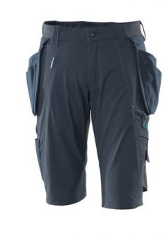 Mascot Shorts 17149 Holster Pockets – Dark Navy 3