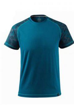 Mascot Workwear T Shirt 17482 - Dark Petroleum 3