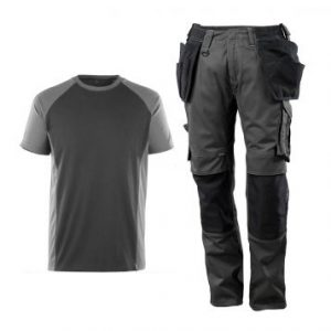 Mascot Trouser 17631 & T Shirt 50567 Bundle