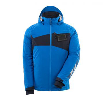 Mascot Jacket Outer Shell Accelerate - Blue / Navy 1