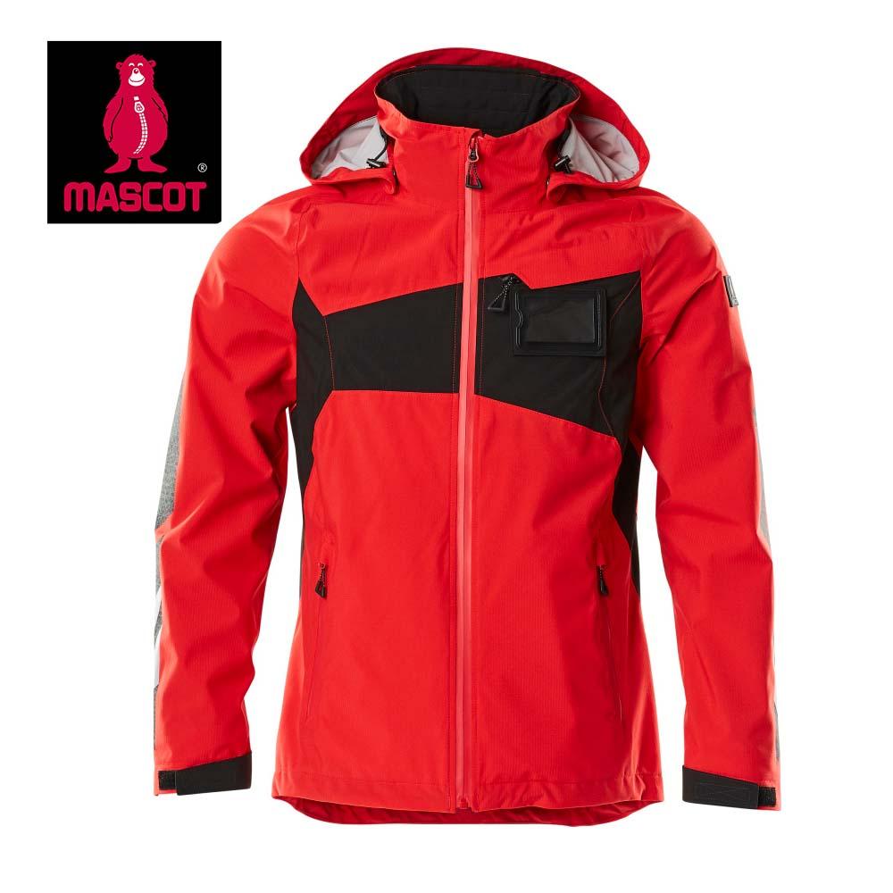 Mascot Jacket Red ? Black