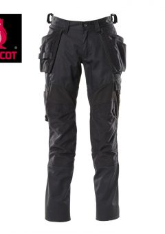 Mascot Workwear Trousers Accelerate 18531 - Black