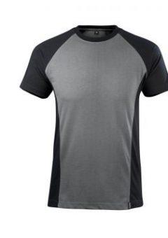 Mascot Workwear T Shirt 50567 - Grey / Black 2