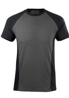 Mascot Workwear T Shirt 50567 - Dark Grey / Black 3