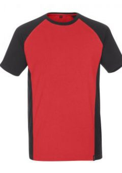 Mascot Workwear T Shirt 50567 - Red / Black 1