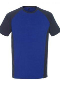 Mascot Workwear T Shirt 50567 - Royal / Dark Navy 2