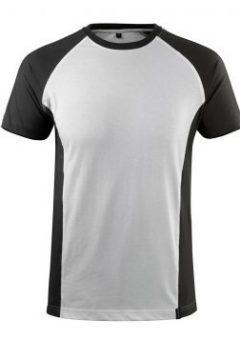 Mascot Workwear T Shirt 50567 - White / Dark Grey 2