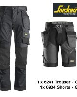 Snickers 6241 Stretch Trouser