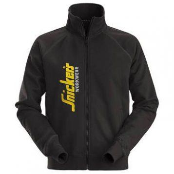 Snickers Sweatshirt Jacket 2836 Limited Edition Full Zip - Black 1