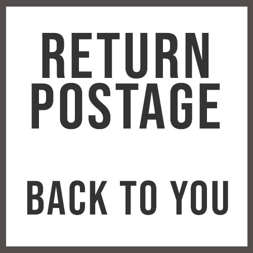 Product Exchange Postage - COURIER 1