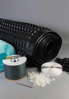 Basement Waterproofing Kit