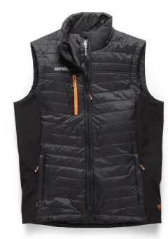 Scruffs Bodywarmer - Black 3
