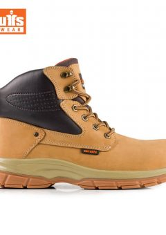 Scruffs Hatton Safety Boot - Tan 1
