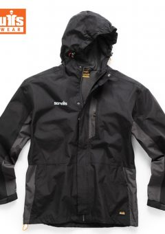 Scruffs Worker Jacket - Black