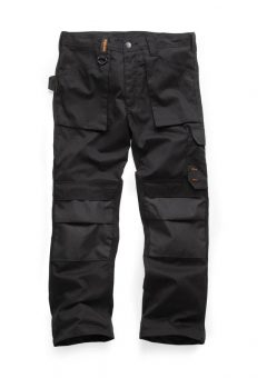 Scruffs Worker Trousers - Black 4