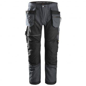 Snickers Ruffwork Trousers – Steel Grey