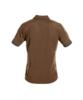 traxion_polo-shirt_clay-brown-anthracite-grey_back