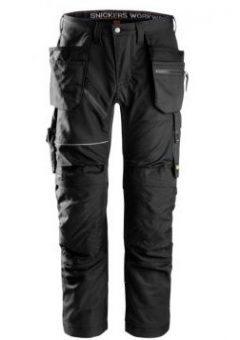 Snickers Ruffwork Trousers 6202 – Black