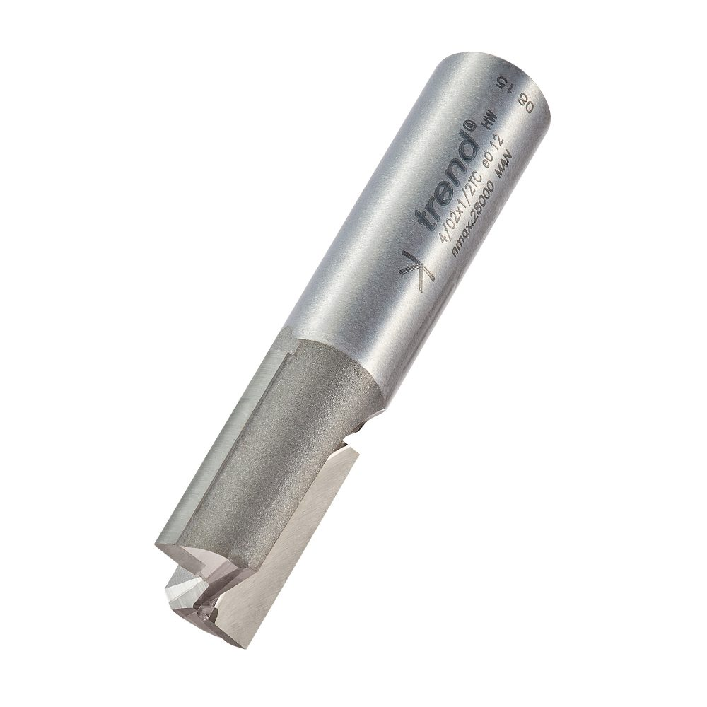 TREND 4/02X1/2TC - Two flute cutter 14.3mm diameter 1
