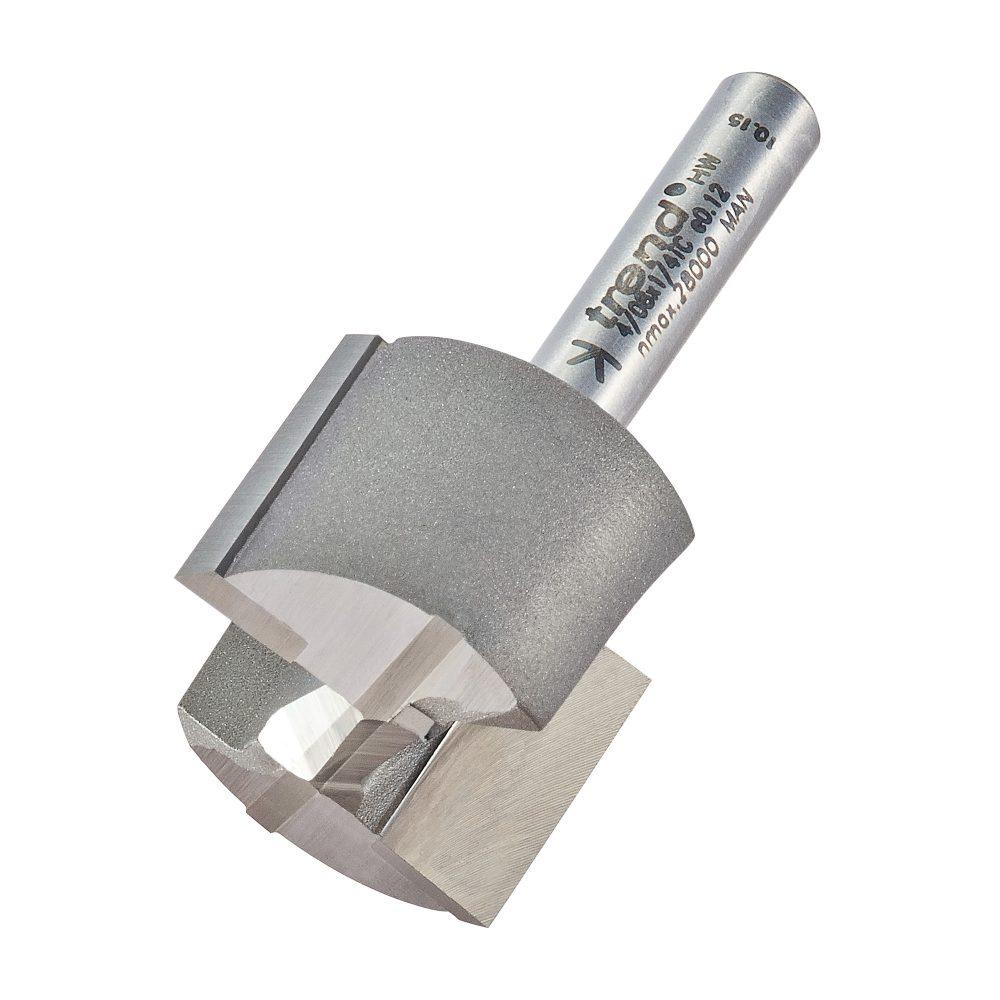 TREND 4/08X1/4TC - Two flute cutter 25.4mm diameter 1