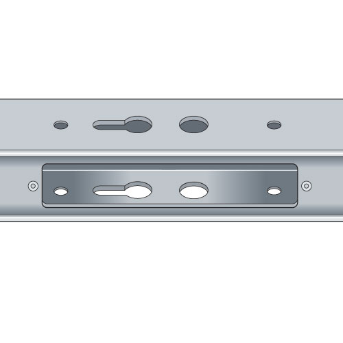 TREND 50/52X8MMHSSE - Helical plunge cutter 6mm diameter 3