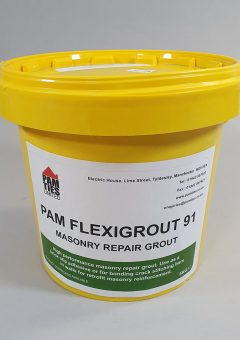 PAM Flexigrout 91 - Masonry Repair Grout 4