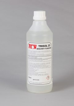 Trisol 23 - High Strength Masonry Dry Rot Treatment 3