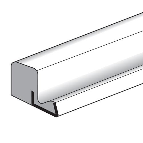 TREND AQ63/W/10 - Aqua 63 style white 10M 1