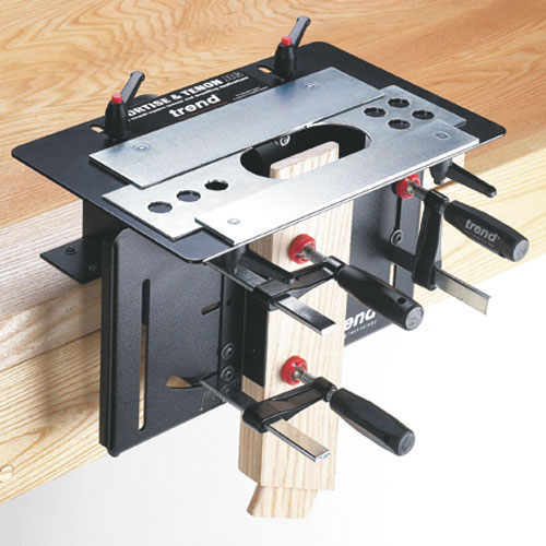 TREND MT/JIG - Mortise and Tenon Jig (Imperial Size) 1