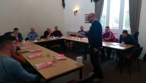Damp Proof Training Course 1