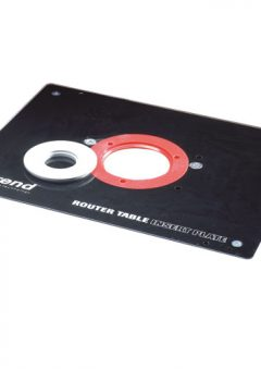 TREND RTI/PLATE - Router table insert plate 4