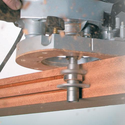 TREND 33/60X1/4 - Arbor 33/60 for 1/4 bore tools 3