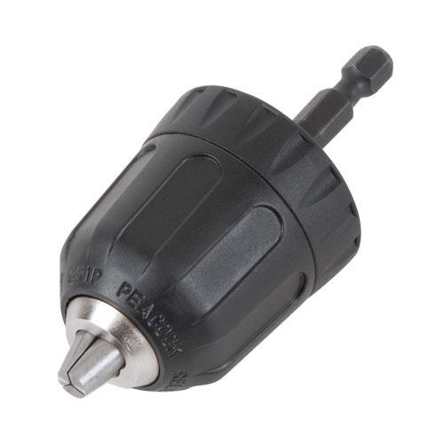 TREND SNAP/HKLC/6 - Trend Snappy hex keyless chuck 6mm capacity 1