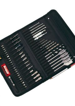 Trend Snappy tool holder 60 piece bit set
