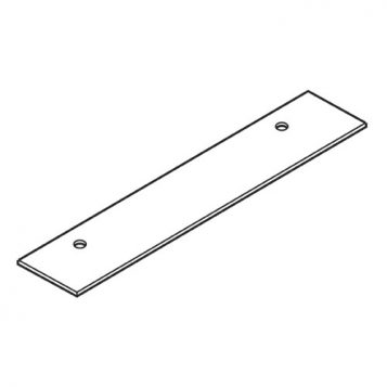 TREND WP-MT/09 - Back clamp plate packaging piece 1