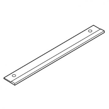 TREND WP-MT/13 - Front clamp plate packing piece 1