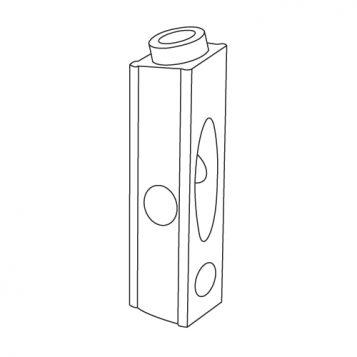TREND WP-PHJM/03 - Pocket hole mini guide column (pair) 1