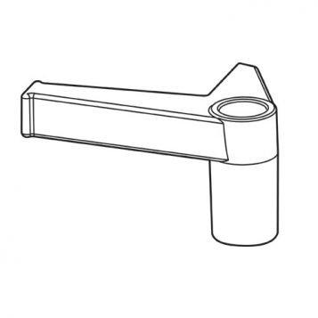 TREND WP-PRT/14 - PRT extrusion cam locking lever 1