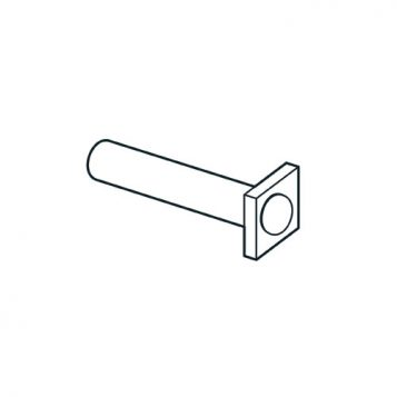 TREND WP-PRT/49 - PRT cheek T slot bolt M8X27mm 1