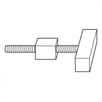 TREND WP-SJ/04 - Clamp assembly Stair Jig 1