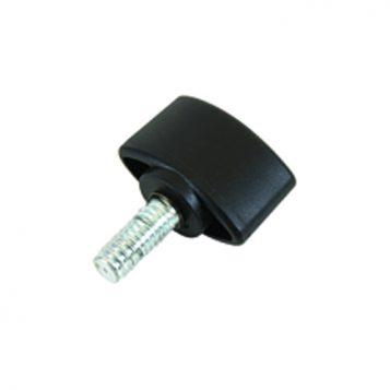 TREND WP-T10/085 - Thumb knob male M6 x 15mm T10 1