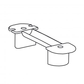 TREND WP-T35/001 - Handle T35 1