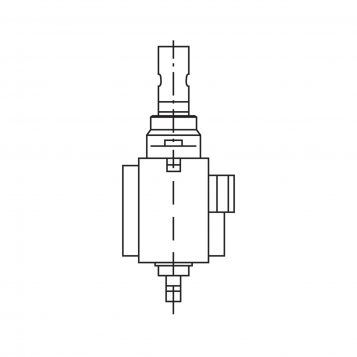 TREND WP-T35/017 - Shaker solenoid pump with screws T35A 240V 1
