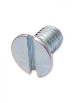 TREND WP-SCW/09 - M5 x 8mm countersunk slot machine screw 5