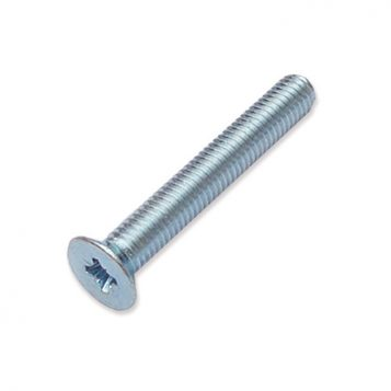 TREND WP-SCW/115 - M5 x 35mm csk Pozi machine screw 2