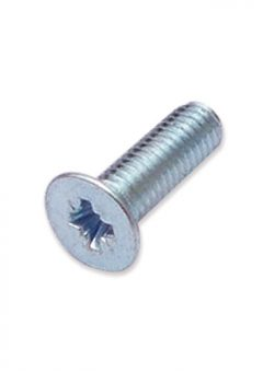 TREND WP-SCW/11 - M5 x 16mm countersunk Pozi machine screw 6
