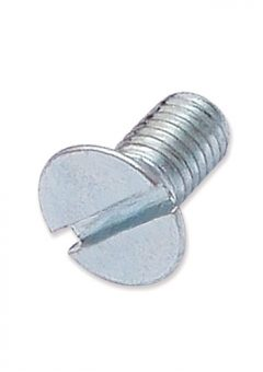 TREND WP-SCW/13 - M5 x 10mm countersunk slot machine screw 6