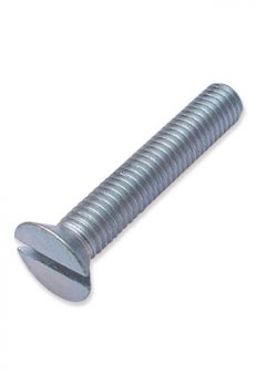 TREND WP-SCW/41 - M8 x 45mm countersunk slot machine screw 6