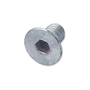 TREND WP-SCW/77 - M4 x 6mm countersunk socket machine screw zinc 1