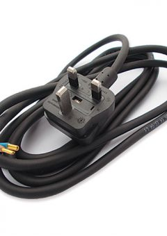 TREND WP-T10/005 - 2 core cable and plug 230V UK T10 and T11 4
